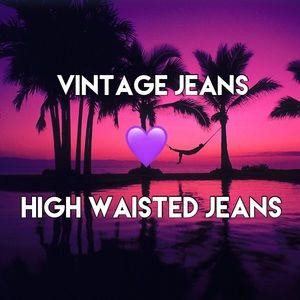 Other - Vintage Mom Jeans